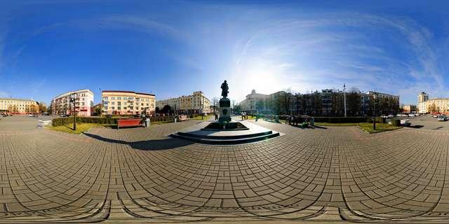 кемерово памятник пушкину