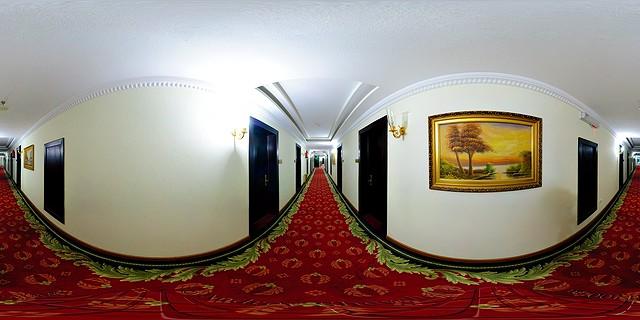 corridor hotel golden five sapphire