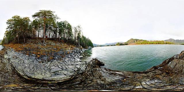 река катунь горный алтай