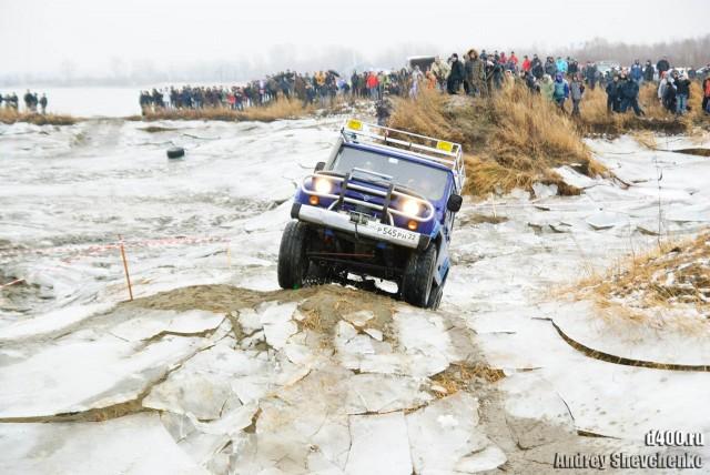 гонки внедорожников корпорация монстров 4 ноября 2009