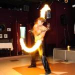 файр шоу fire show