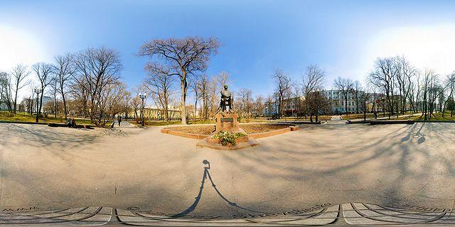 rahmaninov monumant памятник рахманинову