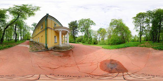музей заповедник Горки Ленинские