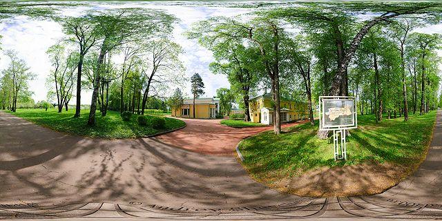 Музей Горки Ленинские указатель путеводитель