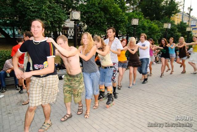 Уличные танцы Москва street dance Moscow