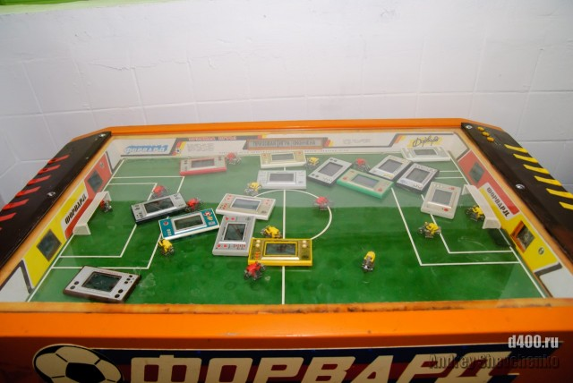 Музей Советских игровых автоматов
