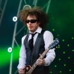 Андрей Рыжик гитара тарелки вой Billy's Band