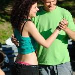 скромность и нежность парных танцев