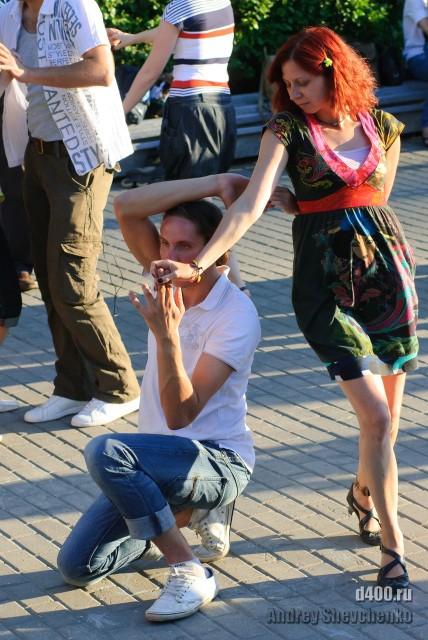 парные латинские танцы