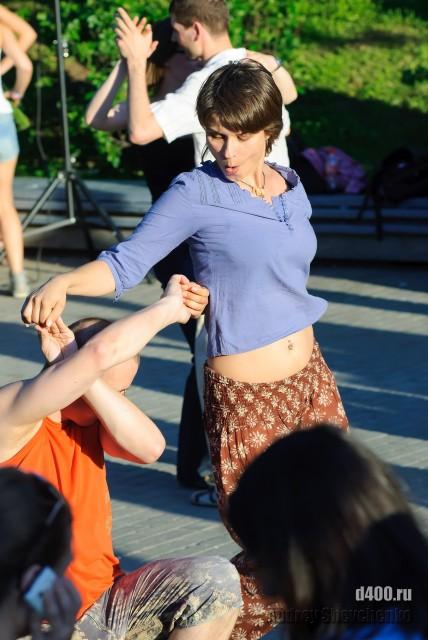 головокружительные латинские танцы