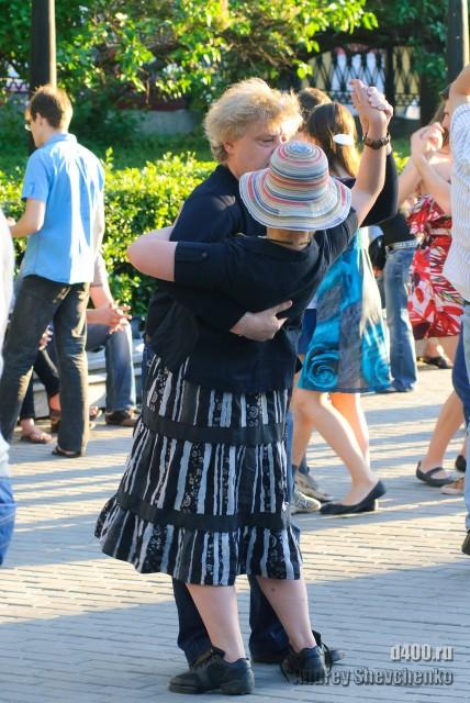 танцевать в любом возрасте