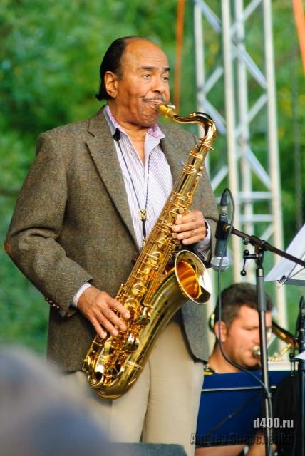 бенни голсон на фестивале царь джаз
