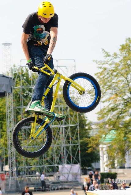 BMX Air фото соревнования
