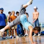 Соревнования по брейк дансу фото
