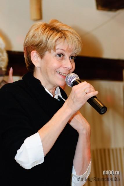 Доктор Лиза, Елизавета Глинка