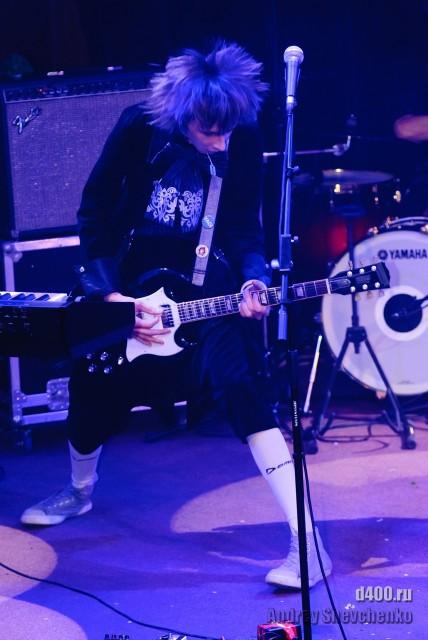 шайтан гитарист Himitsu Desu