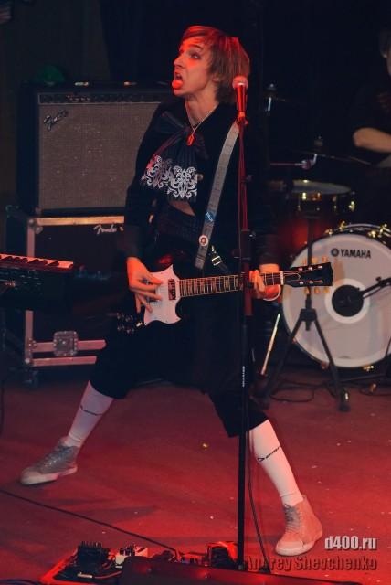 выступление группы Himitsu Desu J-Fest 2011