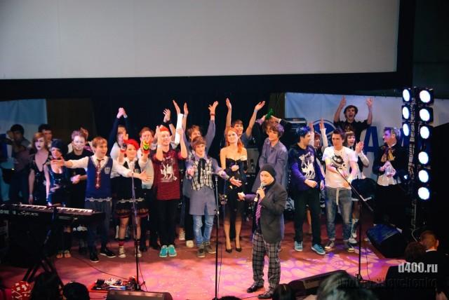 все участники Anime band Contest благодарят YAMAHA