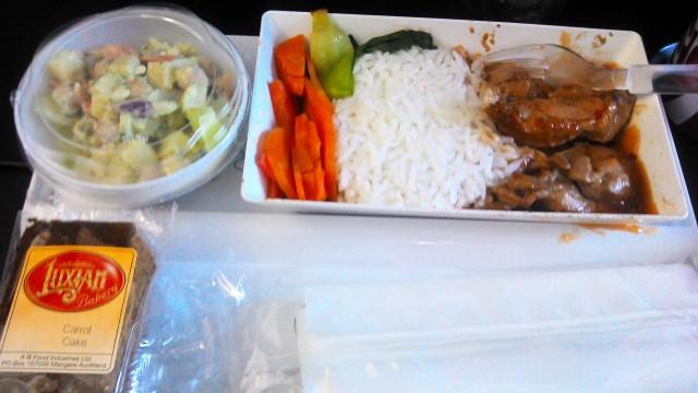 flight Air New Zealand NZ704 Sydney - Auckland